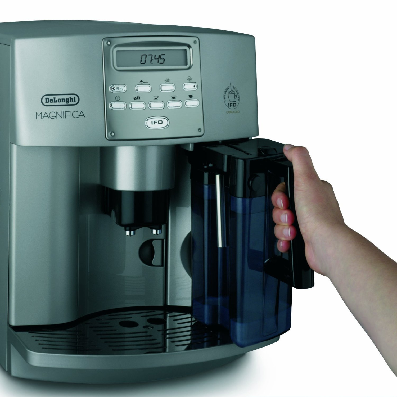 delonghi esam 3500 kaffeevollautomat test. Black Bedroom Furniture Sets. Home Design Ideas