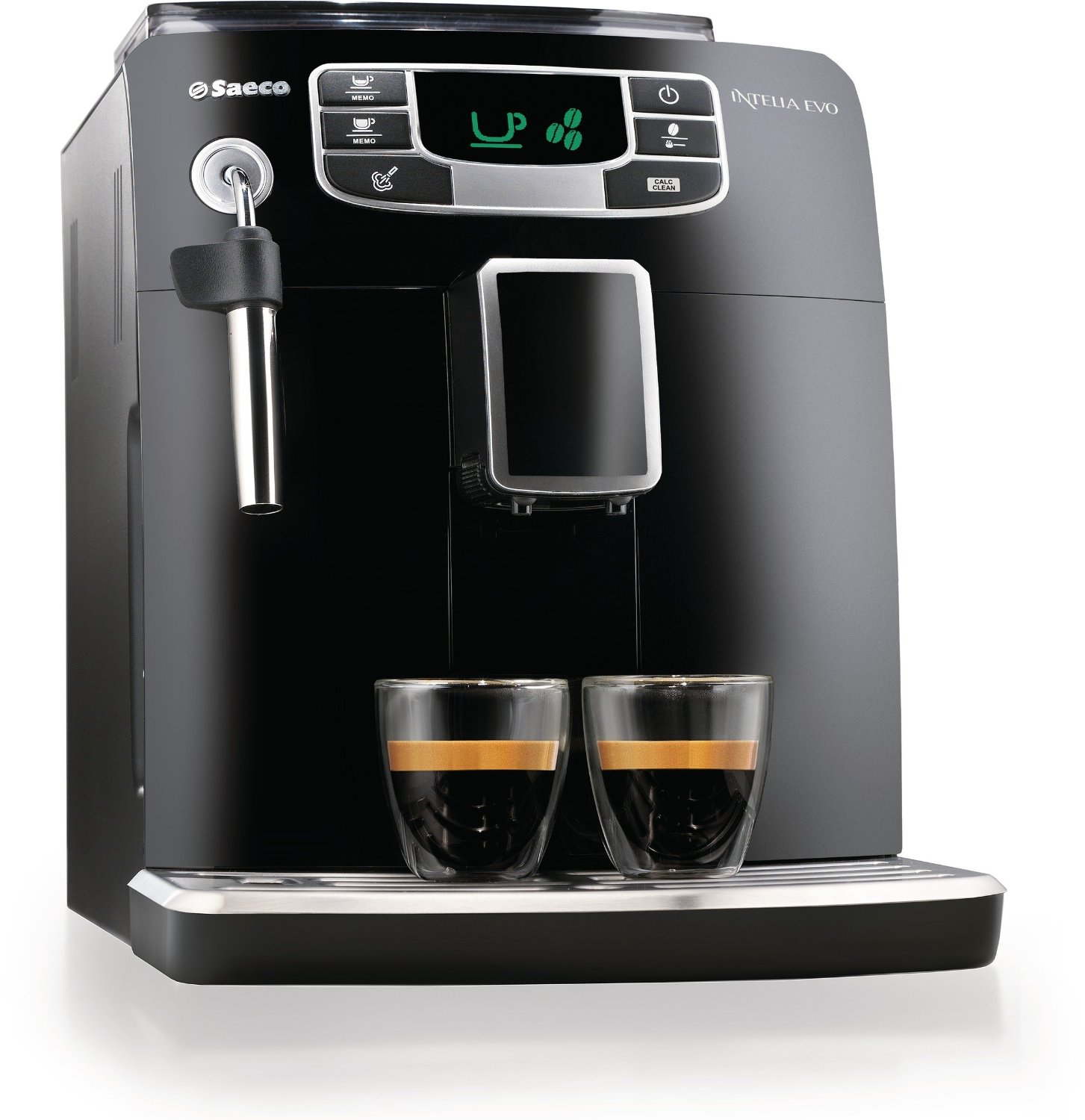 saeco intelia focus automatic espresso machine
