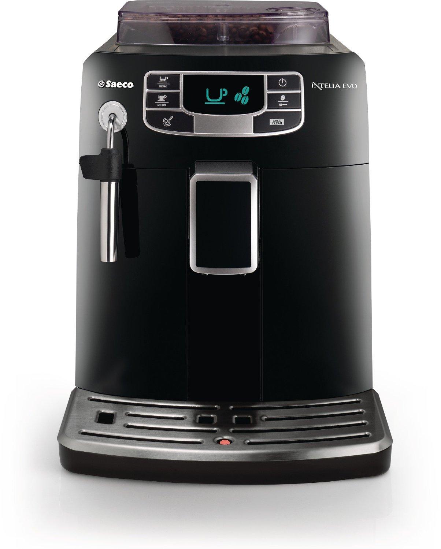 saeco hd 8751 95 intelia evo focus kaffeevollautomat test. Black Bedroom Furniture Sets. Home Design Ideas