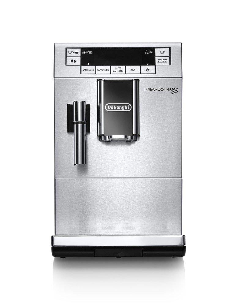 delonghi etam kaffeevollautomat primadonna xs kaffeevollautomat test. Black Bedroom Furniture Sets. Home Design Ideas