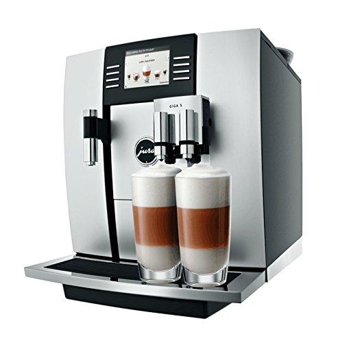jura e503858 kaffeevollautomat giga 5 kaffeevollautomat test. Black Bedroom Furniture Sets. Home Design Ideas