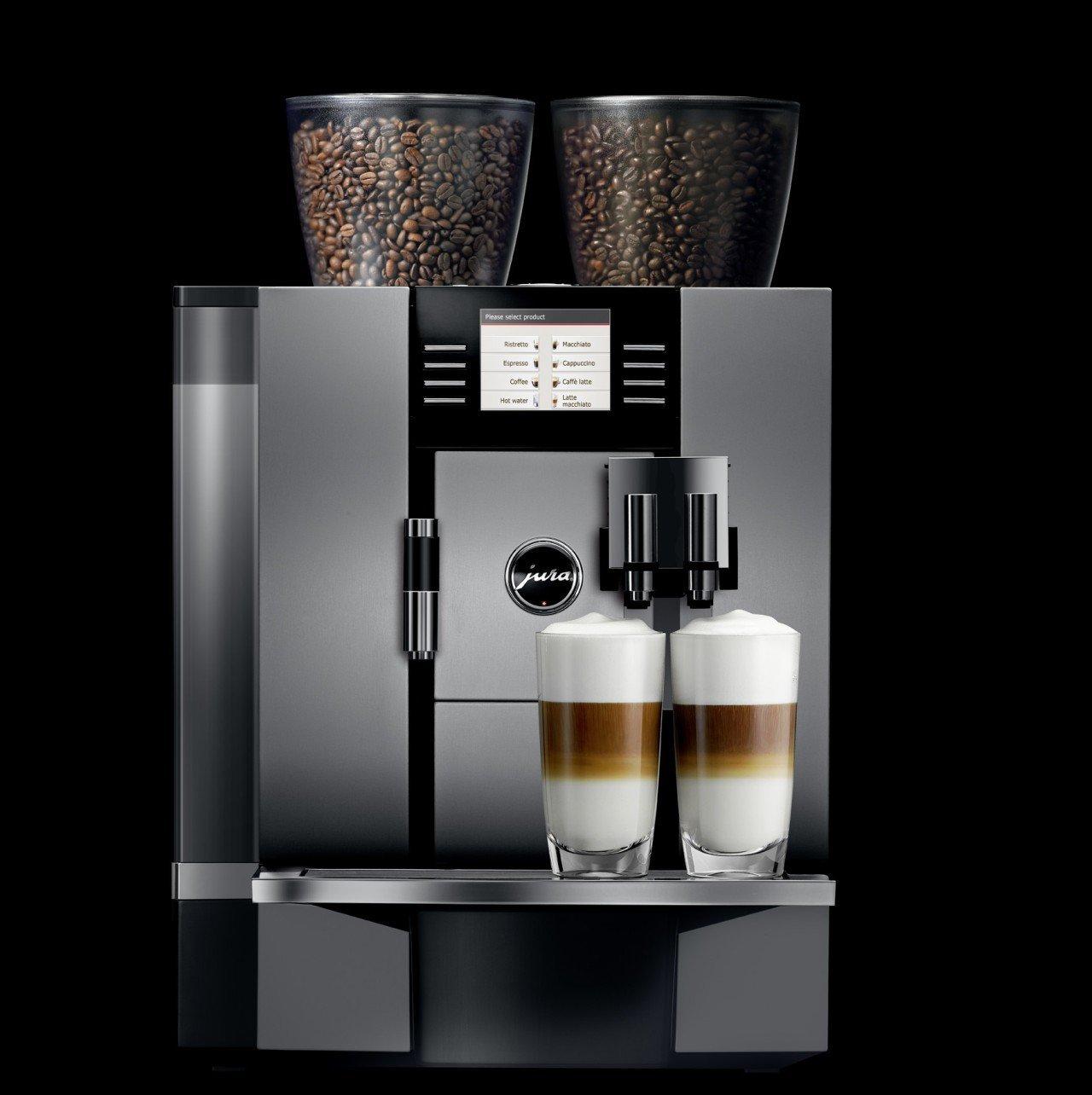 jura giga x9c professional kaffeevollautomat test. Black Bedroom Furniture Sets. Home Design Ideas
