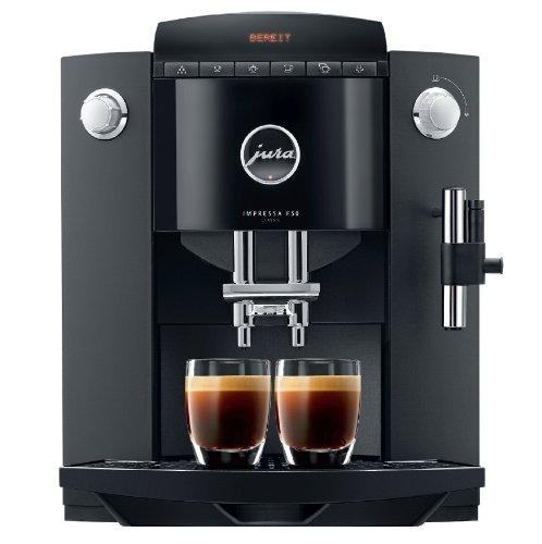 jura kaffevollautomat impressa f50 classic kaffeevollautomat test. Black Bedroom Furniture Sets. Home Design Ideas