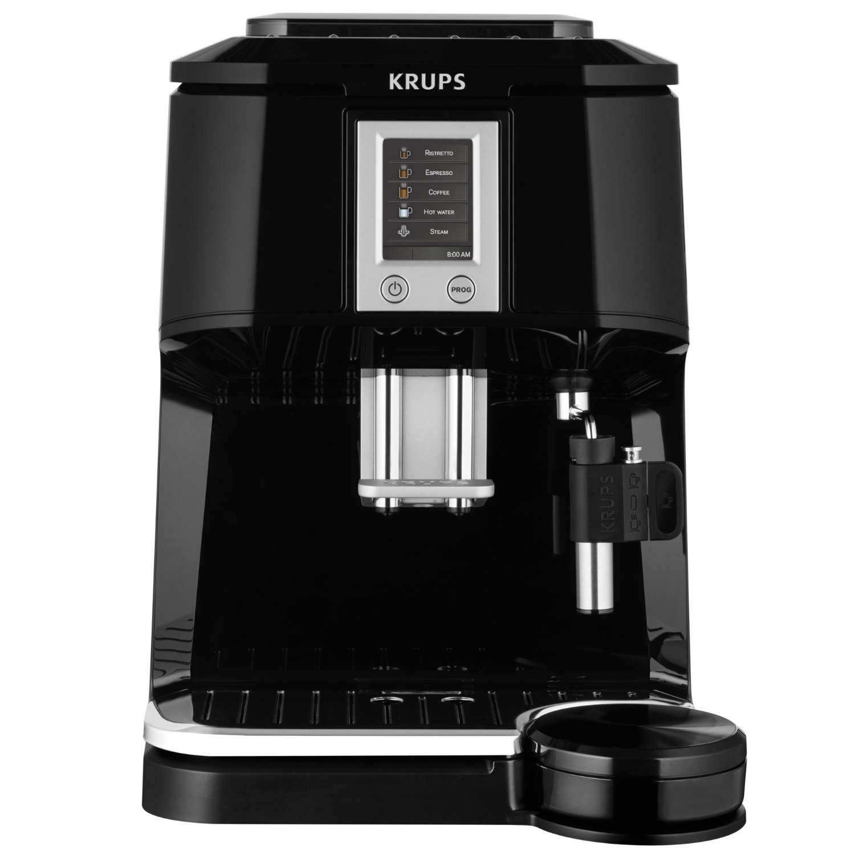 krups ea8448 espresso kaffeevollautomat test. Black Bedroom Furniture Sets. Home Design Ideas